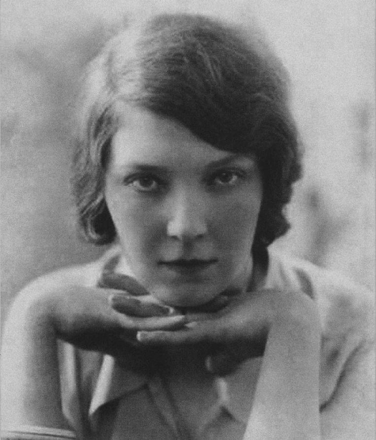 Jean Rhys (1890-1979). Beeld null