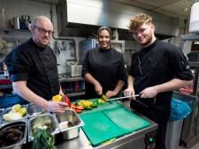 Een leerling-kok die het vak écht wil leren, moet naar dit restaurant in Maarssen