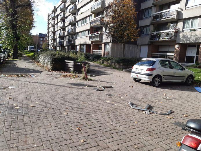 De vrouw werd op straat neergestoken en overleed aan haar verwondingen.