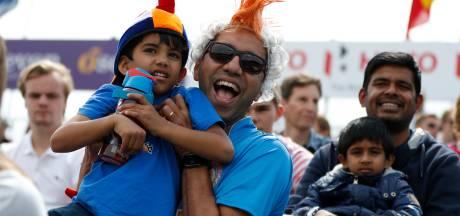 Duizenden fans genieten  van tophockey in Breda