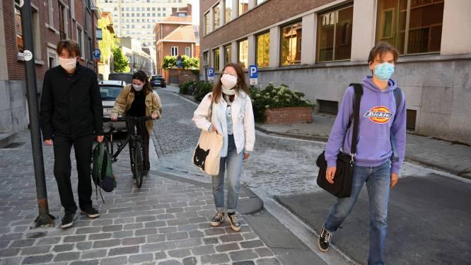 """Leuvense scholieren en studenten reageren op afstandsonderwijs: """"Ik voelde mij toch niet meer veilig op school"""""""