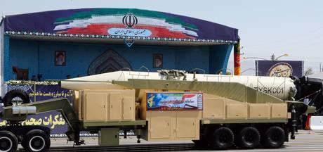 Iran ontwikkelt nieuwe raketwapens