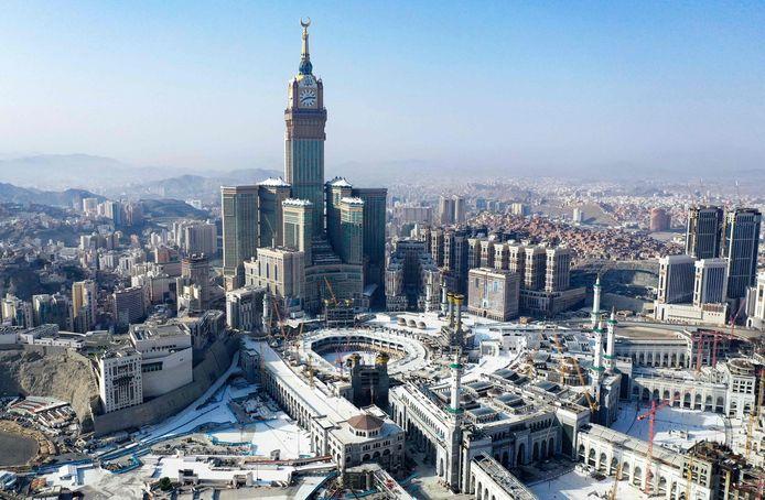 Un Saoudien a foncé en voiture sur la grande mosquée de La Mecque (illustration).