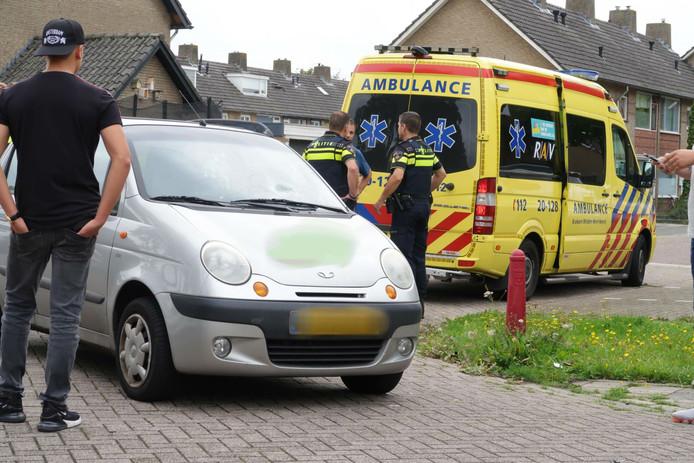 Meisje gewond na aanrijding in Etten-Leur