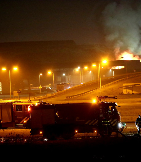 Flinke brand bij afvalverwerker Attero in Tilburg onder controle