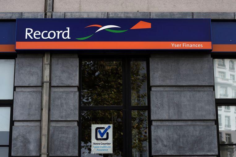 De integratie van Record Bank in ING zorgde in 2018  ervoor dat enkele kantoren dicht gingen.
