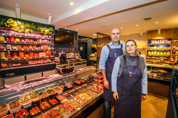 Brugge beenhouwerij Ranson: Kristof Ranson en Valerie Derdaele