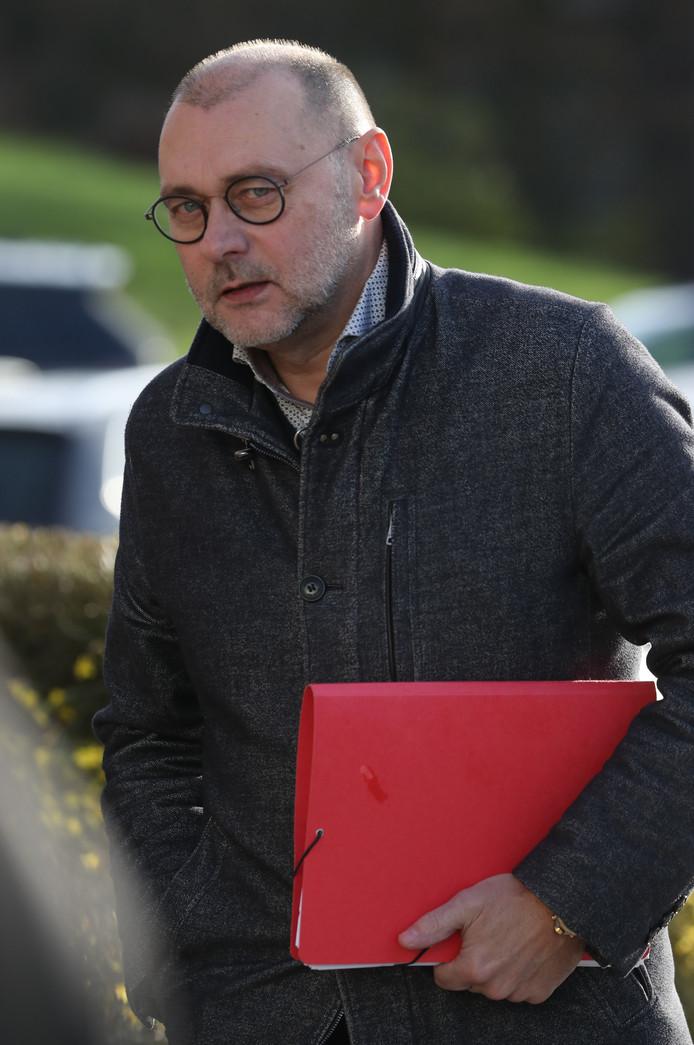 Eddy Cordier, le CEO de Zulte