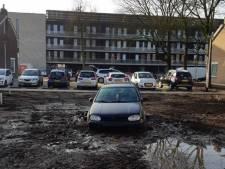 Dronken automobilist slaapt roes uit in modderpoel in Tilburg
