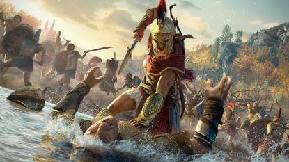 Gamereview Assassin's Creed Odyssey: fantastisch avontuur in oude Griekenland lost hoge verwachtingen met vingers in neus in