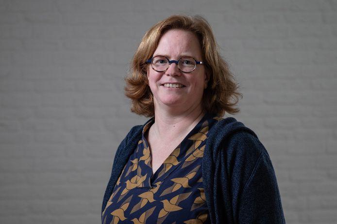 Journalist Julia Henkel