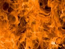 Brand op vakantiepark Kievit in Baarle-Nassau al snel onder controle