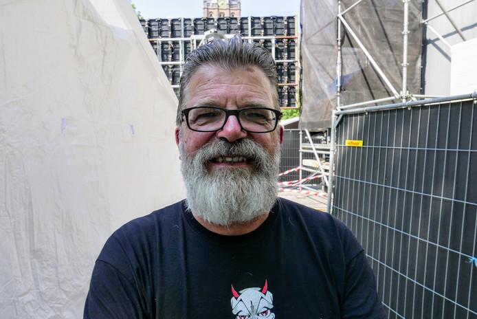 Bartho van Straaten, een van de twee programmeurs van Jazz in Duketown.