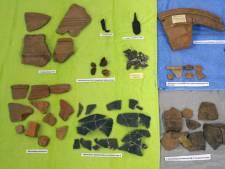 Grafheuvels uit de late prehistorie ontdekt in Deurne