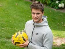 A-junior Vorstenbossche Boys scoort tegen FC Den Bosch: 'Mooiste moment uit carrière'