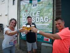 Bier drinken en een lesje historie gaan in Lage Zwaluwe prima samen