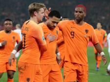 Live: Jong Oranje - VS