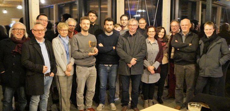 het Vijverkaffee wint de 23ste Lichterveldse Persprijs