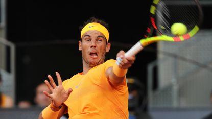 Nadal is nummer één kwijt en kan toch nog verliezen op gravel - Kiki Bertens stoomt door naar finale in Madrid