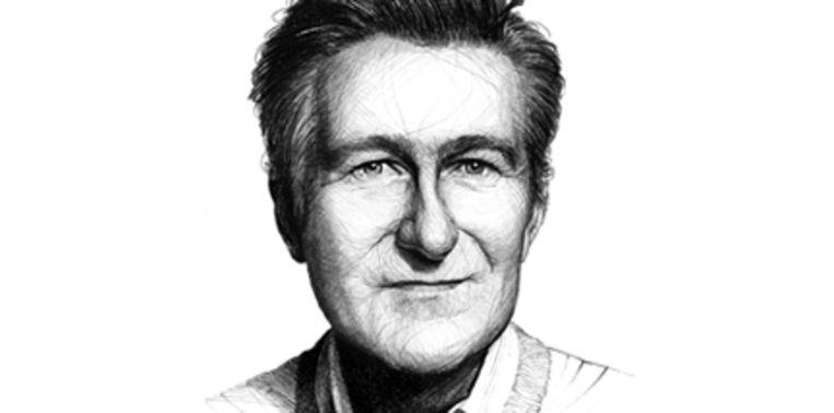 Ronald Ockhuysen, hoofdredacteur van Het Parool. Beeld Artur Krynicki
