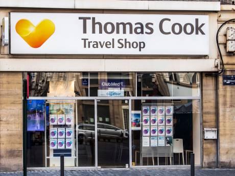 Les clients de Thomas Cook Belgique doivent désormais éviter les virements à l'entreprise