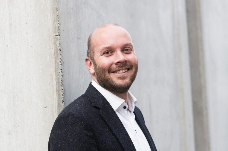 VVD-raadslid Tjakko Dijk. Beeld Marco Borggreve