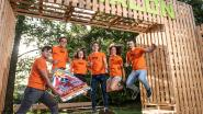 Vernieuwde Jeugdclub Avalon laat Vurste vier dagen kermis vieren