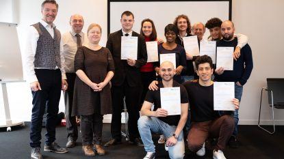 YouthStart test springplank voor kanszoekende jongeren