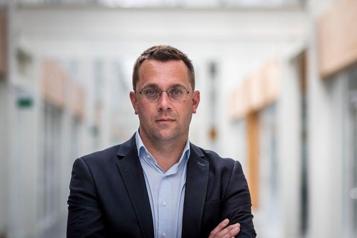 Rutger van der Male Rubriek, programmamanager van Digitaal Doen Zeeland.