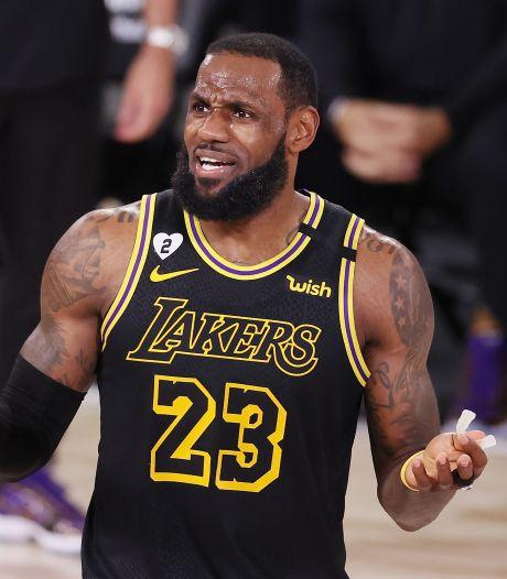 Grote zorgen om corona bij start voorbereiding nieuw NBA-seizoen