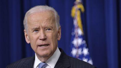 """Joe Biden: """"Ik ben de meest geschikte persoon in het land om president te worden, zelfs al ben ik een blundermachine"""""""
