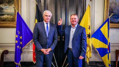 Eerste burgemeesters leggen eed af