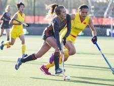 Hockeysters hebben in Pro League geen kind aan China