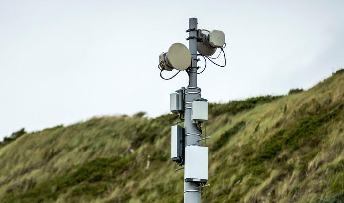 Voor de uitrol van 5G zijn de komende jaren flink wat extra antennes en zendmasten nodig.