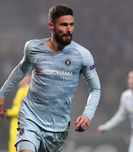 Chelsea plaatst zich na zege BATE voor volgende EL-ronde