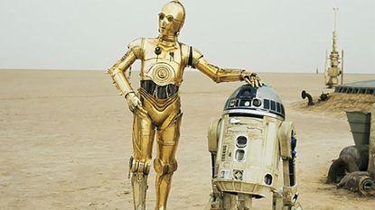 Binnenkort in Gent te bewonderen: de échte R2-D2