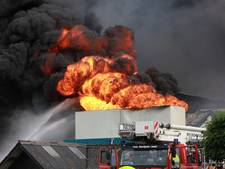 20.000 varkens dood door grote brand in stallen