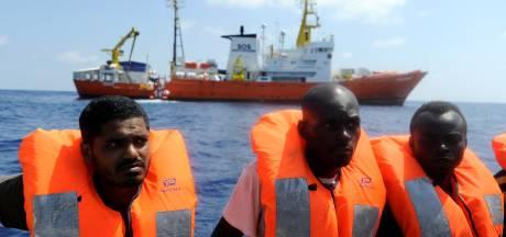 Vluchtelingenschip Aquarius mag niet meer varen onder Panamese vlag