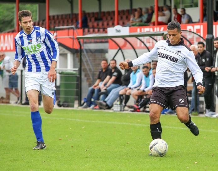 Mustapha Houba vertrekt van FC Tilburg naar VOAB.