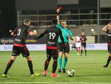 Tiental Helmond Sport blijft met gelijkspel overeind in Oss