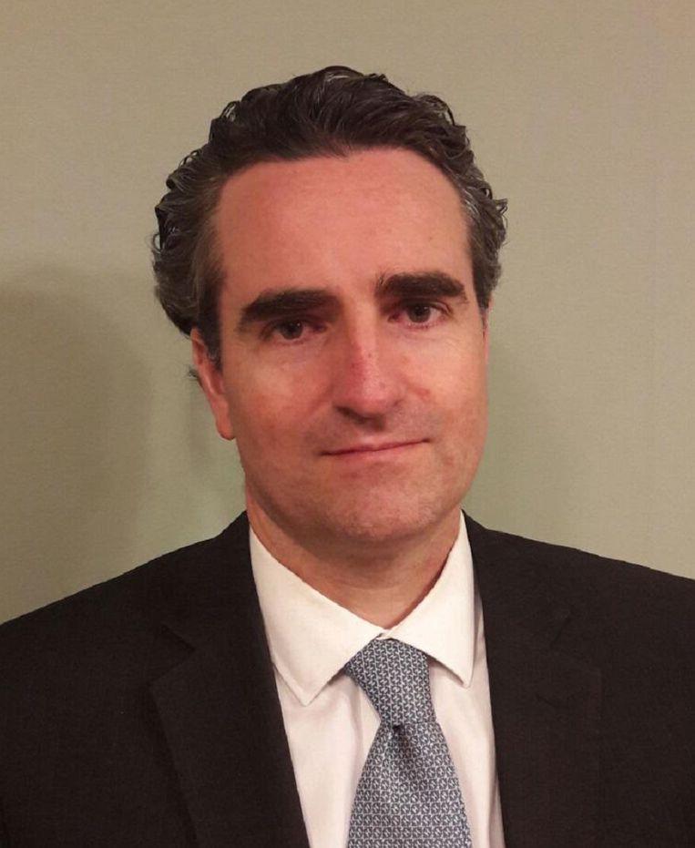Bruno Stagno Ugarte,adjunct-directeur van Human Rights Watch. Beeld Pieternel Gruppen