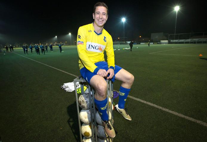 De revelatie van de derde divisie heeft een heuse goalgetter in huis: Rémon Koenen (28) scoorde al twaalf keer.