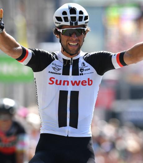 Matthews rijdt Ronde van Vlaanderen voor het eerst