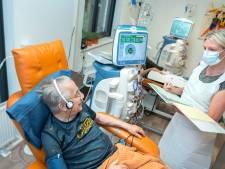 Brummen heeft eigen dialysehub: 'Als ik terug moet naar Apeldoorn, baal ik daarvan'