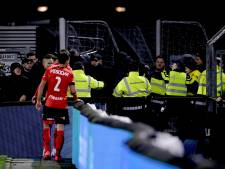 Ruziënde fans smet op derby, FC Eindhoven drukt Helmond Sport dieper in de problemen