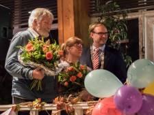 Lintje voor Brielse badmintonners bij viering 65-jarig jubileum