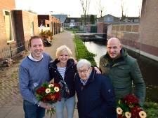 Gouwenaar (90) dankt redders: 'Het had heel anders kunnen aflopen'
