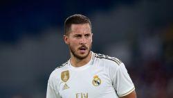 Goed nieuws uit Madrid: Eden Hazard mag hopen op dubbele interland