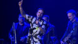 André Hazes begint knallend aan concertreeks door Vlaanderen