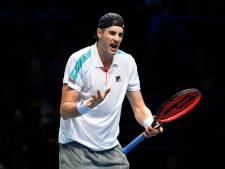 Isner kan hoofd moeilijk bij tennis houden na dood van oud-trainer
